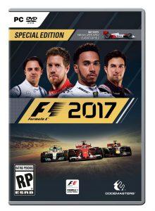 F1 2017 American PC