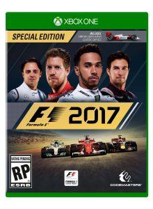 F1 2017 American Xbox