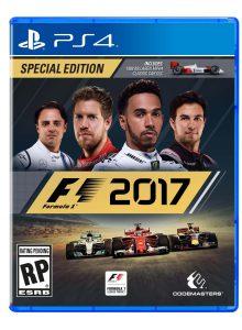 F1 2017 American