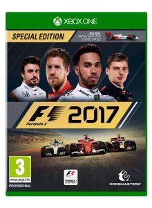 F1 2017 main Xbox