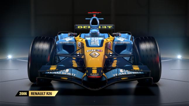 F1 2006 Renault R26
