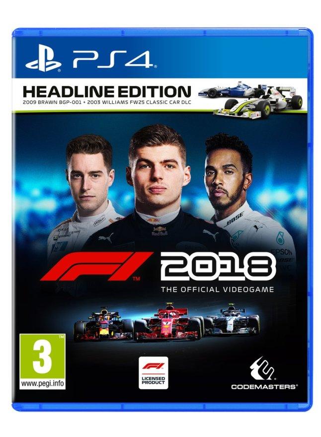 F1 2018 BEL LUX NET