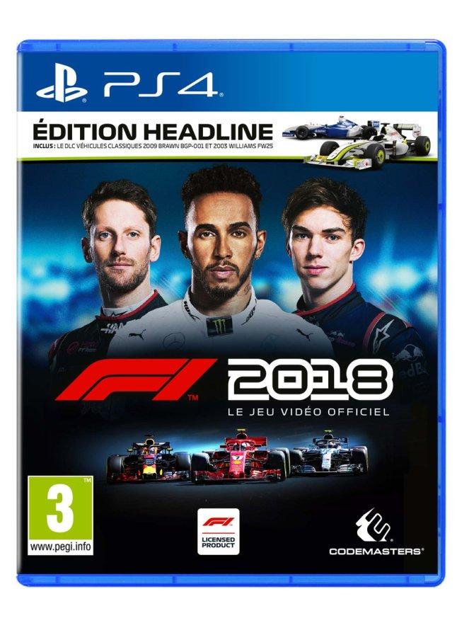 F1 2018 FR