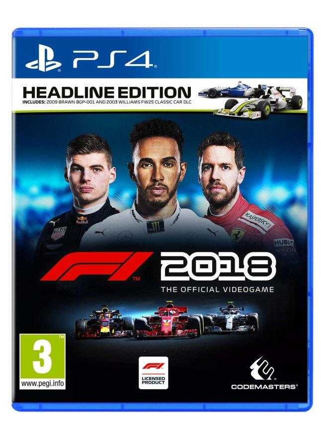 F1 2018 Main
