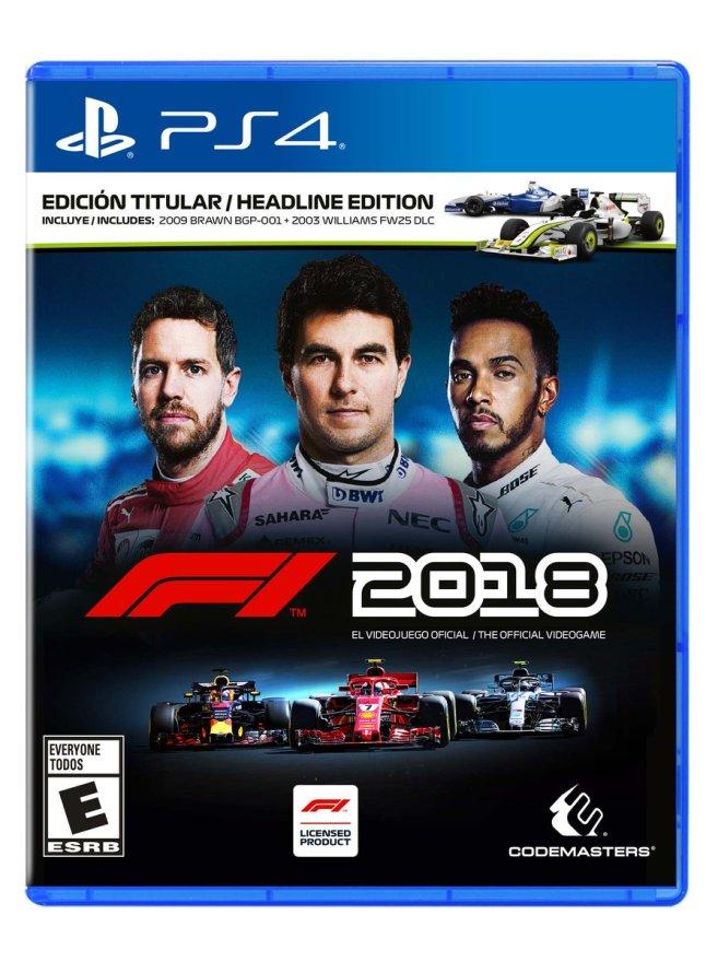 F1 2018 MEX
