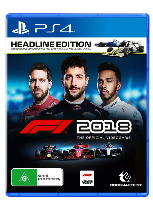 F1 NW AUS