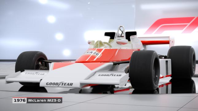1976 McLaren