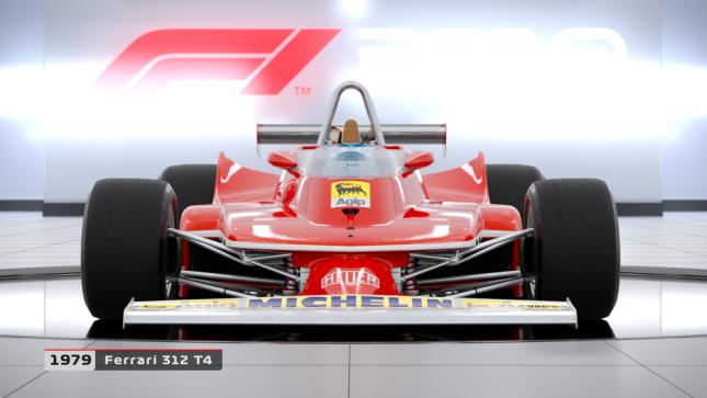 1979 Ferrari