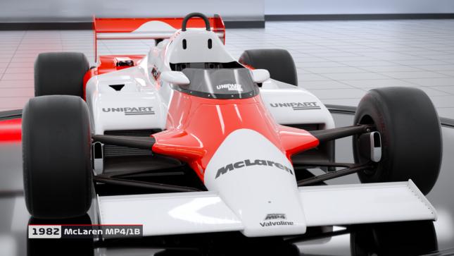 1982 McLaren