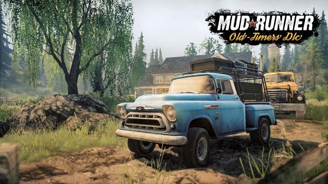 MudRunner Old Timers 2